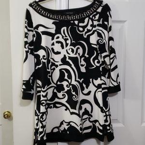 White house black market mini dress or shirt